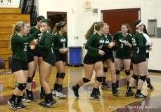 Farmington High Girls Volleyball Senior Night (20)