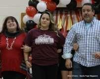 Farmington High Girls Volleyball Senior Night (29)