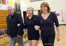 Farmington High Girls Volleyball Senior Night (35)
