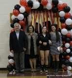 Farmington High Girls Volleyball Senior Night (55)