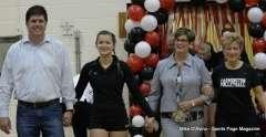 Farmington High Girls Volleyball Senior Night (64)