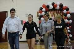 Farmington High Girls Volleyball Senior Night (65)