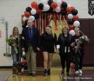 Farmington High Girls Volleyball Senior Night (79)