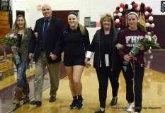 Farmington High Girls Volleyball Senior Night (82)