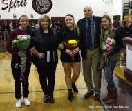 Farmington High Girls Volleyball Senior Night (83)