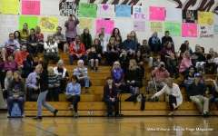 Farmington High Girls Volleyball Senior Night (86)
