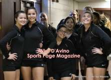 CIAC Girls Volleyball - Farmington Senior Night Warmups - Photo # (1)
