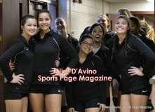 CIAC Girls Volleyball - Farmington Senior Night Warmups - Photo # (1)