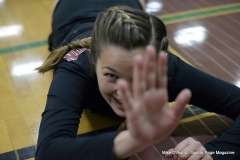 CIAC Girls Volleyball - Farmington Senior Night Warmups - Photo # (10)