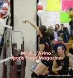 CIAC Girls Volleyball - Farmington Senior Night Warmups - Photo # (113)