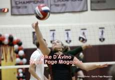 CIAC Girls Volleyball - Farmington Senior Night Warmups - Photo # (26)