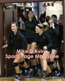 CIAC Girls Volleyball - Farmington Senior Night Warmups - Photo # (5)