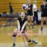 CIAC Girls Volleyball - Farmington Senior Night Warmups - Photo # (58)