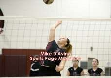 CIAC Girls Volleyball - Farmington Senior Night Warmups - Photo # (72)