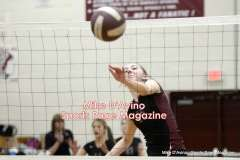 CIAC Girls Volleyball - Farmington Senior Night Warmups - Photo # (78)