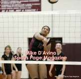 CIAC Girls Volleyball - Farmington Senior Night Warmups - Photo # (80)