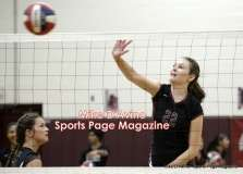 CIAC Girls Volleyball - Farmington Senior Night Warmups - Photo # (81)