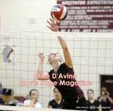 CIAC Girls Volleyball - Farmington Senior Night Warmups - Photo # (82)