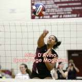 CIAC Girls Volleyball - Farmington Senior Night Warmups - Photo # (84)
