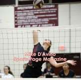CIAC Girls Volleyball - Farmington Senior Night Warmups - Photo # (93)