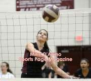 CIAC Girls Volleyball - Farmington Senior Night Warmups - Photo # (94)