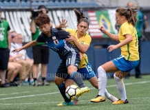Gallery International Soccer: Brazil 1 vs. Japan 1
