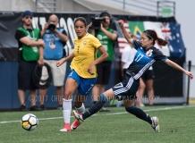 Gallery International Soccer: Brazil 1 vs. Japan 1