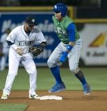 Gallery MiLB Baseball: Columbia Fireflies 0 vs Lexington Legends 2