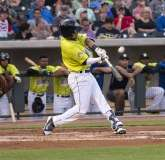 Gallery MiLB: Columbia Fireflies 2 vs Hickory Crawdads 4
