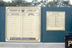 Gallery MiLB: Jupiter Hammerheads 9 vs. Bradenton Marauders 4
