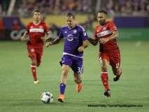MLS- Orlando City 1 vs Chicago Fire 1