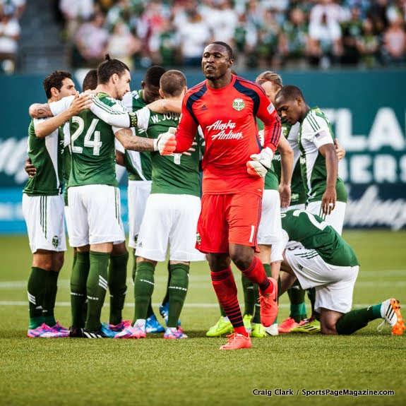 MLS Portland Timbers 2 vs. Colorado Rapids 1 (1)