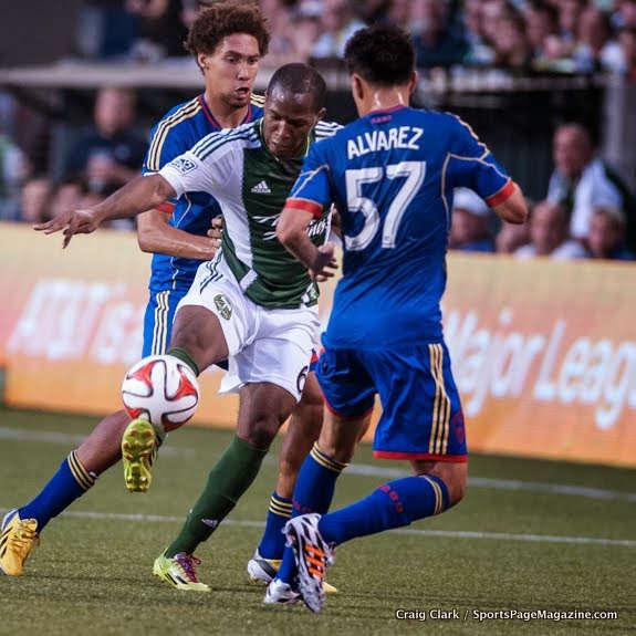 MLS Portland Timbers 2 vs. Colorado Rapids 1 (12)