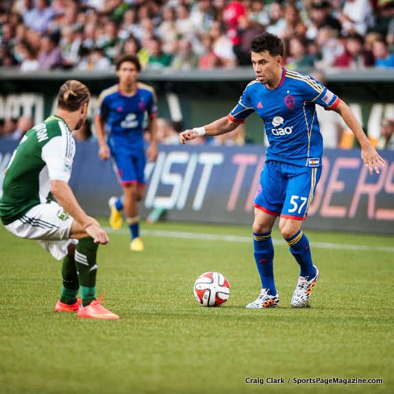 MLS Portland Timbers 2 vs. Colorado Rapids 1 (2)