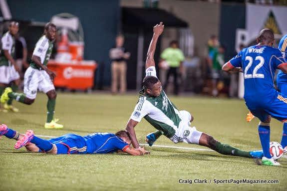MLS Portland Timbers 2 vs. Colorado Rapids 1 (29)