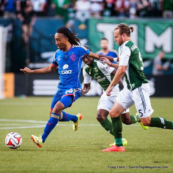 MLS Portland Timbers 2 vs. Colorado Rapids 1 (3)