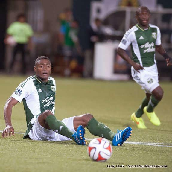 MLS Portland Timbers 2 vs. Colorado Rapids 1 (30)