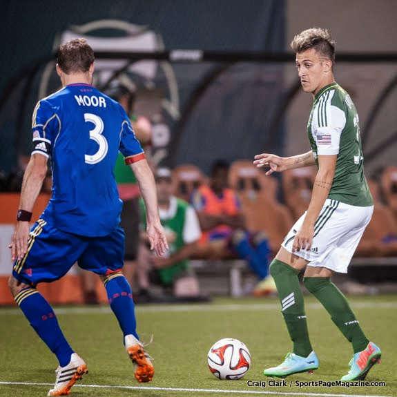MLS Portland Timbers 2 vs. Colorado Rapids 1 (31)