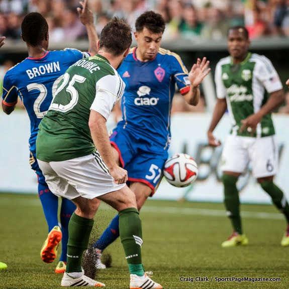 MLS Portland Timbers 2 vs. Colorado Rapids 1 (4)
