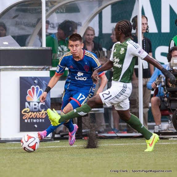 MLS Portland Timbers 2 vs. Colorado Rapids 1 (5)