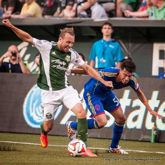 MLS Portland Timbers 2 vs. Colorado Rapids 1 (6)