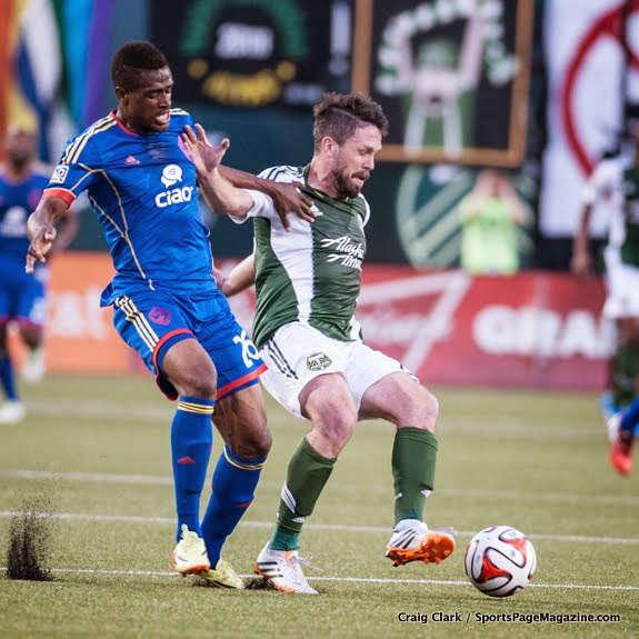 MLS Portland Timbers 2 vs. Colorado Rapids 1 (8)