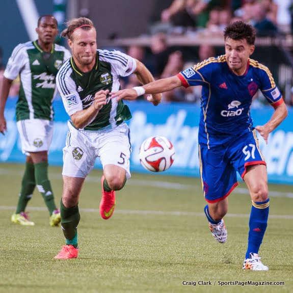 MLS Portland Timbers 2 vs. Colorado Rapids 1 (9)