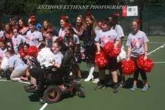 2016 Dream Ride Experience, Unified Basketball Game, by Anthony # (12)