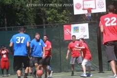 2016 Dream Ride Experience, Unified Basketball Game, by Anthony # (17)
