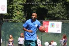 2016 Dream Ride Experience, Unified Basketball Game, by Anthony # (23)