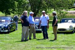Gallery Motorsports; Lyman Orchard Jaguar Show - Photo # 011