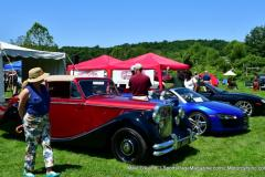 Gallery Motorsports; Lyman Orchard Jaguar Show - Photo # 012