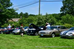 Gallery Motorsports; Lyman Orchard Jaguar Show - Photo # 013