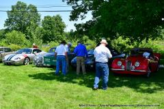 Gallery Motorsports; Lyman Orchard Jaguar Show - Photo # 014